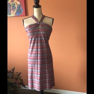 ATHLETA patterned swim dress
